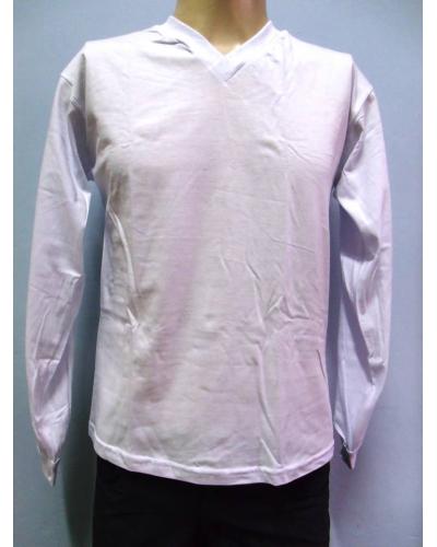 Kadu Malhas - REF. 2008 - XG 2XG - Branca - Camiseta Promocional ... 32b4533a00f65
